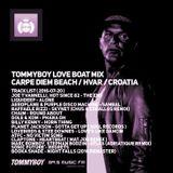 Tommyboy LoveBoat Mix at Carpe Diem Beach, Hvar, Croatia