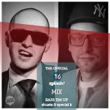 The Official splash! 16 Mix – Bass 'Em Up (Special K & Shusta)