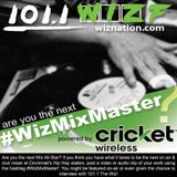 mix for 101.1 the Wiz #wixmixmaster