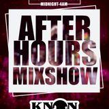 LIVE ON KNON 89.3FM LATIN MIX