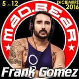 Frank Gómez @ MadBear 2016 (Strong Madrid Sala)