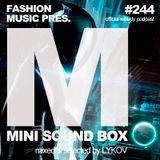 Lykov – Mini Sound Box Volume 244 (Weekly Mixtape)