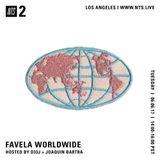 Favela Worldwide - 6th June 2017