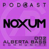 Alberta Bass Community Podcast #2 Featuring Noxum