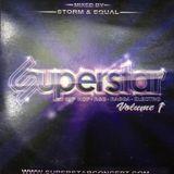 STORM & SQUAL - SUPERSTAR Mixtape vol.1