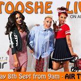 Stooshe on AIR 107.2 - 08/09/13