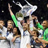 Real Madrid vs Juventus , Champions League - Junio 3