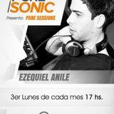 Ezequiel Anile - Pure Sessions (22/10/13) @ Sonic.FM - A