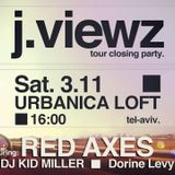 J.Viewz Show Warm Up Set - By DJ Kid Miller (Novo Music)