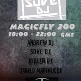 SOVE DJ MAGIC FLY 200