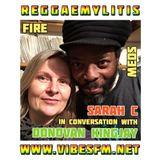 Reggaemylitis Radio Show, Vibes FM, 22 February 2017