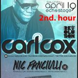 Saeed Younan Live 2nd hr.  with Carl Cox & Nic Fanciulli @ Echostage