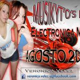 ELECTRONICA MIX 2012 MUSIKYTO'S