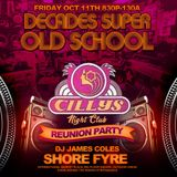 10.11.19 DECADES SUPER OLD SCHOOL PARTY ( CILLYS REUNION ) RECORDED LIVE AT SHORE FYRE WAIKIKI