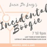 Incidental Boogie with Lucie De Lacy, July 26,  2018