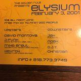 DJ Mike BREUL - GOLDEN RULE -  ELYSIUM.