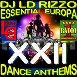 Essential Europa Dance Anthems, Volume XXII