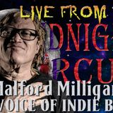 LIVE from the Midnight Circus Featuring Malford Milligan from the Milligan Vaughan Project