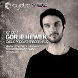 Cyclic Podcast Episode Nr 032 - Gorje Hewek - 23.11.2011