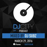 DJ City Podcast (Repost)