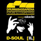 Drum&Bass Minimix for DNBArena Competition