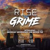 24/10/2016 - Rise'n'Grime [Spooky & Shan] - Mode FM (Podcast)