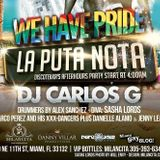 We Have Pride 2015 (La Puta Nota Miami After Hours)