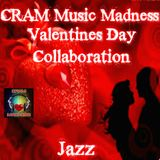 CRAM Music Madness Valentines Day Collaboration 2018 Jazz