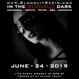 In The Bloodlit Dark! June-24-2019 (Industrial, Gothic, Darkwave, EBM, Dark Electro)