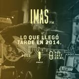 IMAS FM No. 66 - Lo que llegó tarde en 2014: Tino El Pingüino, Le Butcherettes, Minor Shadows.