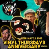 Vinyl Thursdays Kingston - Live Set  (Feb. 2018)