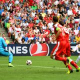 Switzerland - Poland 1st half starring Petar 'The Cock' Vasilev