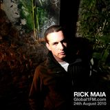 Rick Maia - Global1FM.com Radio Show - 24th Aug 2010