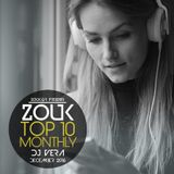 December 2016,  Brazilian  Zouk Top 10, DJ Vera