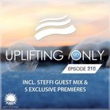 Ori Uplift - Uplifting Only 210 (incl. Steffi Guestmix) (Feb 16, 2017)