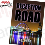 Lunchtime interview with Alex Meikle, author of Deception Road, 9 May 2018
