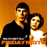 Friday Night - Rayo set dj. Julio2013