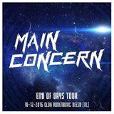 Chroman - Main Concern x End Of Days Warmup Mix