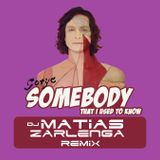 Gotye - Somebody that i used to know (matias zarlenga remix)