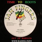 TIME TO ROOTS - 28 - 12 - 2014 - ITAL ROCK REGGAE.