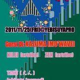 a+α 24.Nov.2011 @Yebisu ya pro(okayama) live mix by Nilei