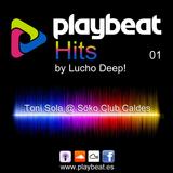 Playbeat Hits 01 - Toni Sola @ Söko Club Caldes