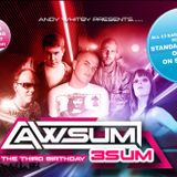 Dj JoJo - AWsum 3Sum The Third Birthday (Promo Set)
