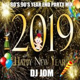 80's 90's Year End Party Mix