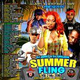 SILVER BULLET SOUND & DJ JUNKY  - SUMMER FLING VOL 2 MIXTAPE 2016