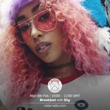 Breakfast w/ Shy - 6th February 2017