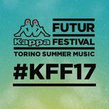Joseph Capriati 2017 Kappa Futur Festival 2017 Torino