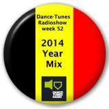 Dance-Tunes Radioshow 2014 Yearmix