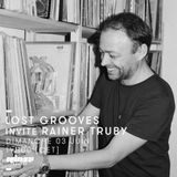 Lost Grooves Radio Show #45 Rinse Fr (Special guest: Rainer Truby)