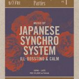 Japanese Synchro System@Desiderata 1st Anniversary Live Rec  2018.9.7.
